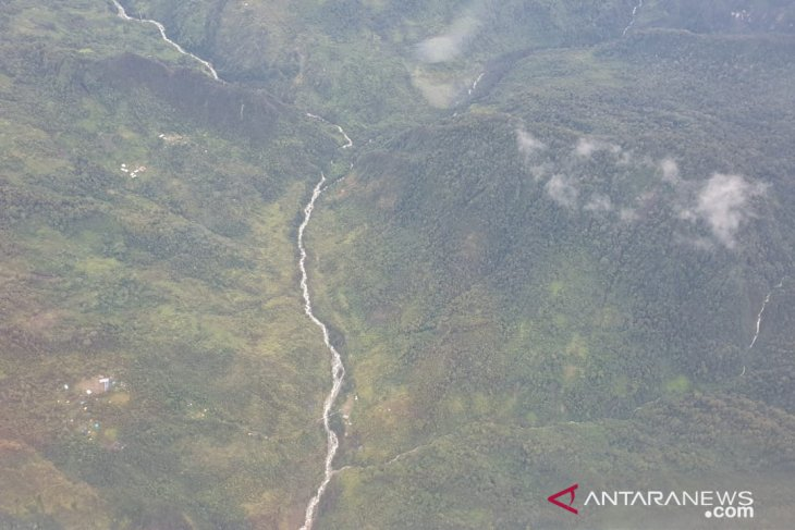 Upaya pencarian pesawat hilang di Papua terkendala kabut tebal