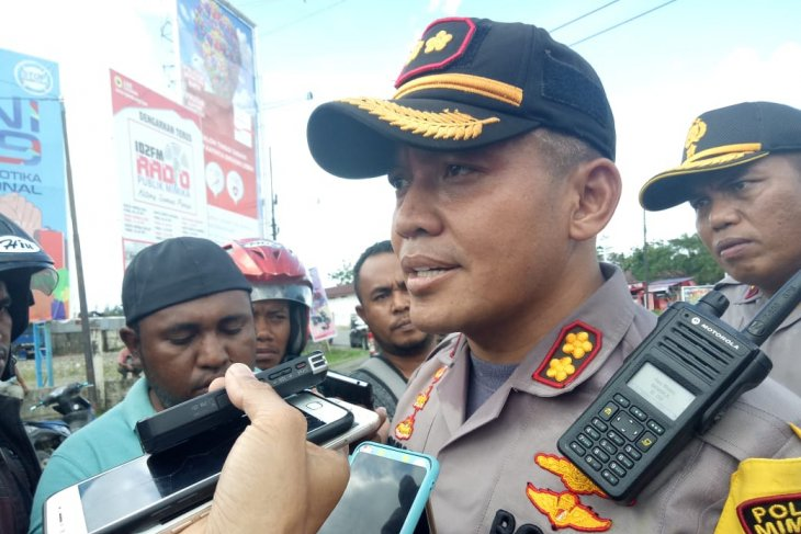 Police interrogate 15 Papuan youngsters in Mimika