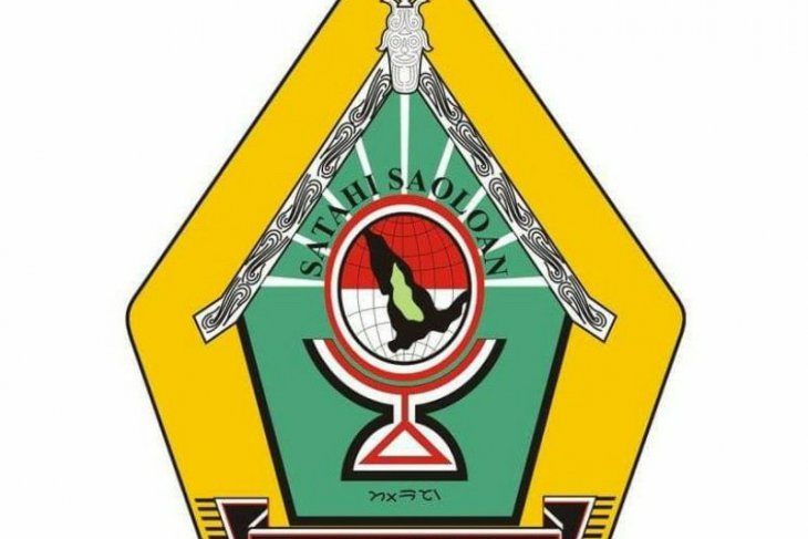 Sekretaris Daerah Samosir pimpin upacara Haornas
