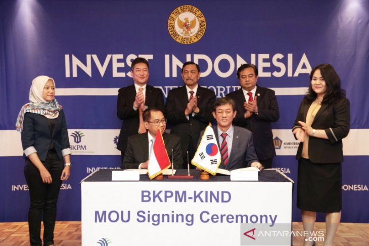 BKPM, S Korea team up for infrastructure investment