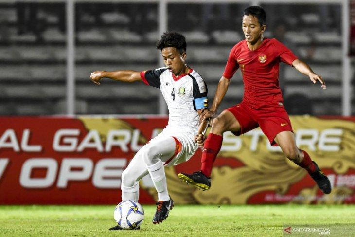 Timnas Indonesia bantai Brunei 8-0