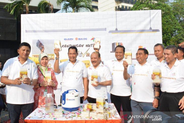 Bulog luncurkan beras bervitamin dan  mineral
