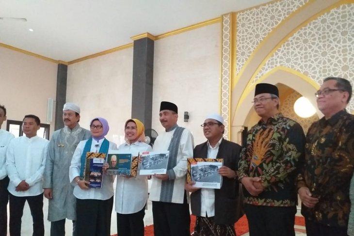 Masterplan  wisata religi diterapkan di Tanara Banten