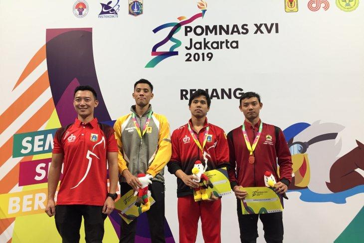 Tim renang DKI Jakarta tak tergoyahkan di POMNAS 2019