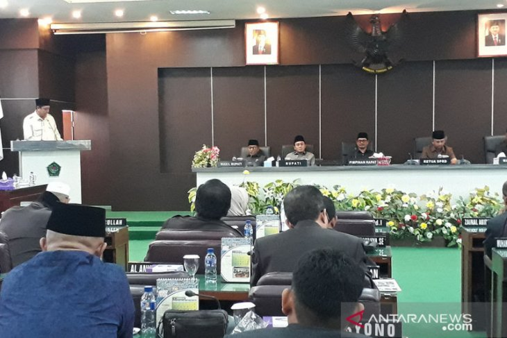 Pembentukan alat kelengkapan DPRD Pamekasan tunggu rekomendasi parpol