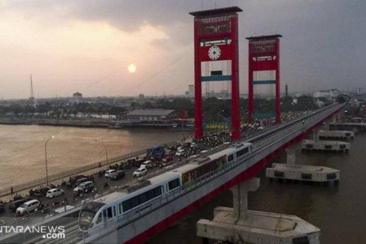 PT KAI to conduct trial of Palembang's LRT, cut travel time