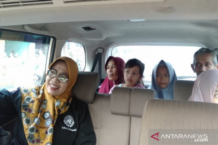 TKW yang hilang di Suriah sembilan tahun dipulangkan ke  Sukabumi