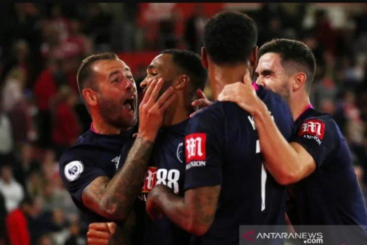 Bournemouth sukses permalukan Southampton 3-1 di St. Mary's