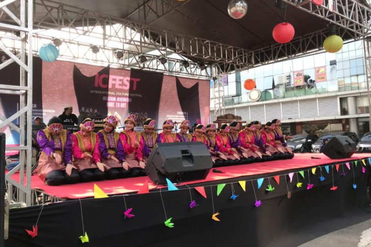 Mahasiswa UIN Jakarta Gelar Festival Budaya Internasional