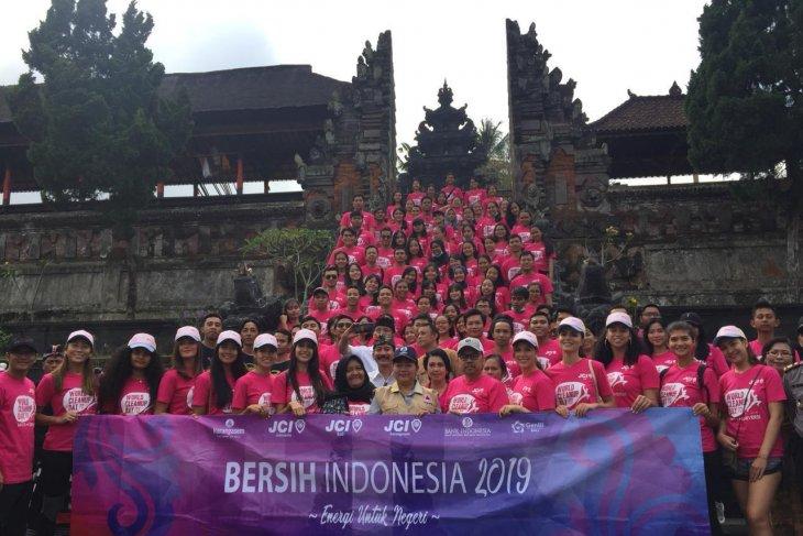 BI Bali gandeng mantan Miss Universe