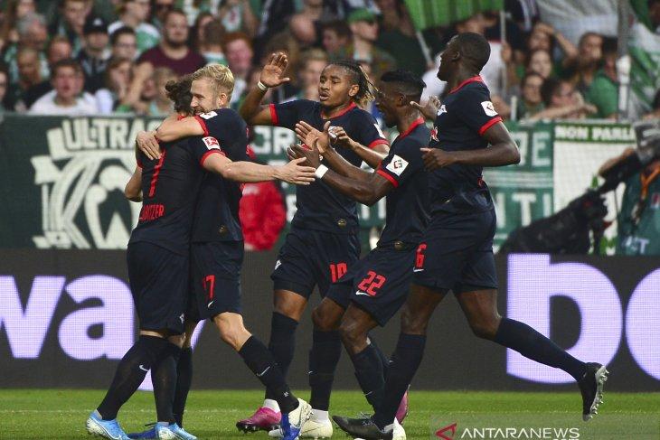 Liga Jerman, Bayern sempat pinjam pucuk klasemen dari Leipzig
