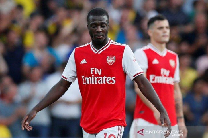 Pelatih Arsenal tuntut Nicolas Pepe lebih cepat beradaptasi