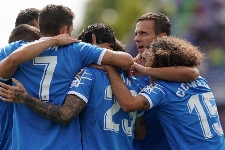 Liga Spanyol, Getafe petik kemenangan perdana kalahkan Mallorca 4-2