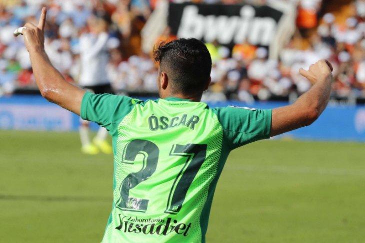 Liga Spanyol, Valencia cuma main imbang 1-1 lawan Leganes