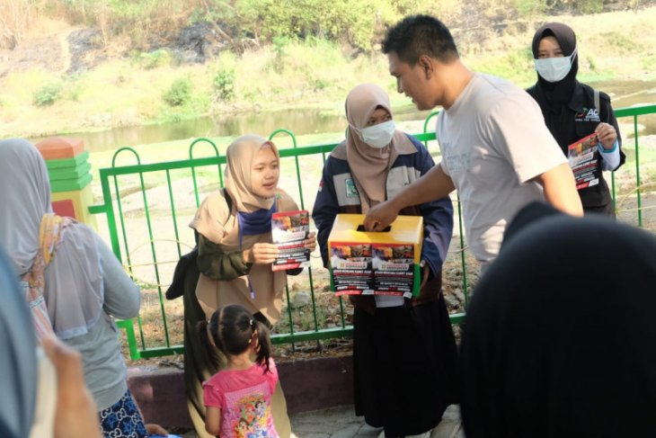 ACT Madiun galang dana bagi korban asap di Sumatra dan Kalimantan