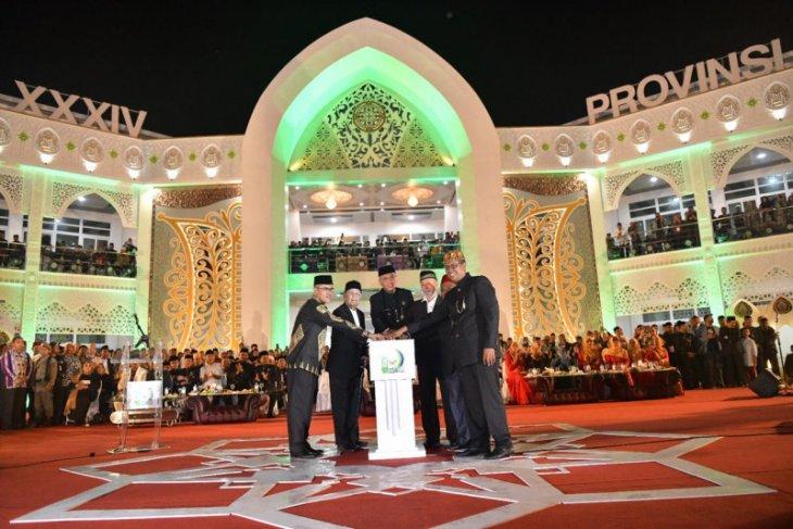 Gubernur: MTQ Media efektif sebarkan syiar  Islam
