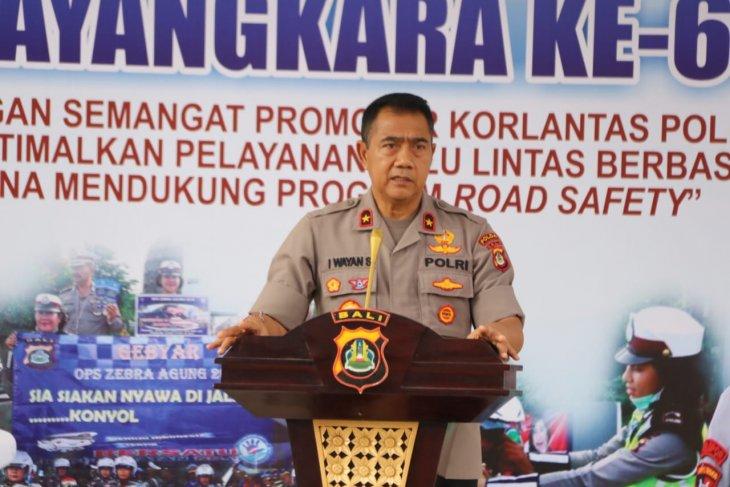 Wakapolda Bali dukung