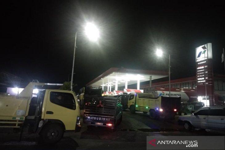 Masyarakat antri isi solar di Aceh Tengah dan Bener Meriah