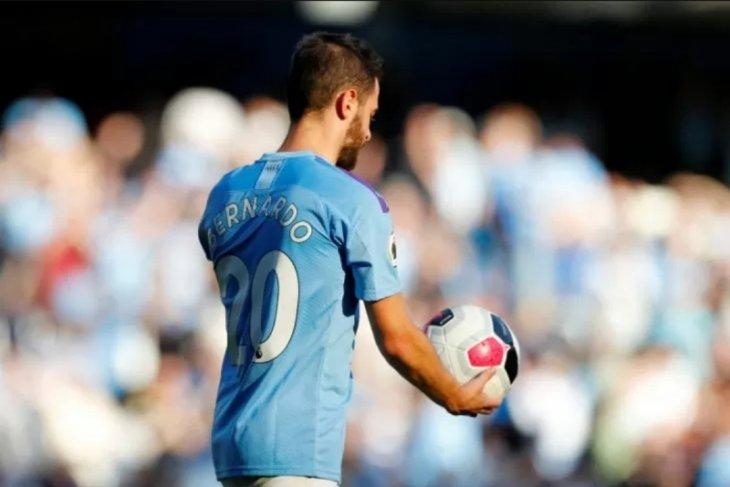 Bernardo Silva buka rahasia City menang 8-0 atas Watford
