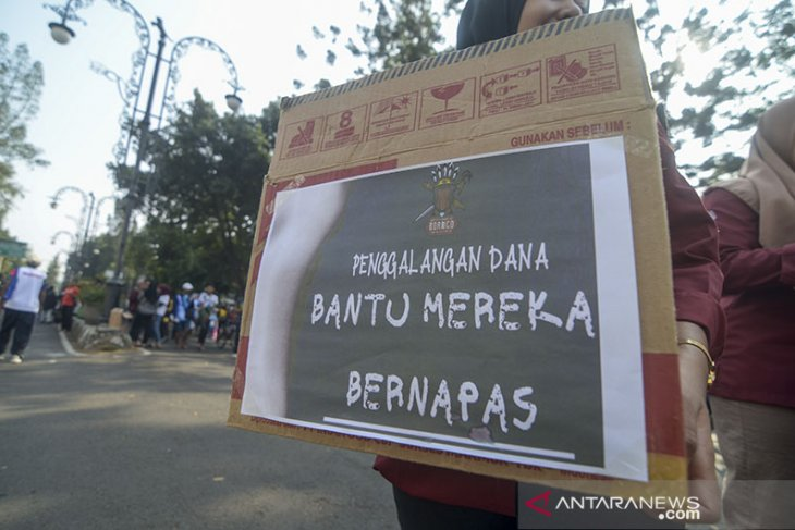 Solidaritas Untuk Korban Bencana Asap