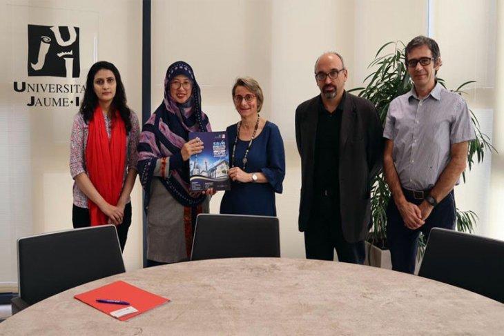 Institut Tazkia Bogor Jalin Kerja Sama Dengan Universitas Jaume Spanyol