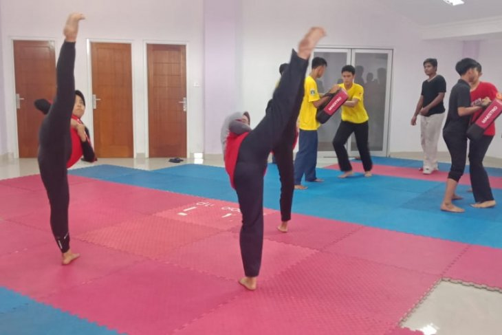 Enam atlet taekwondo Pandeglang siap bertanding di babak Kualifikasi PON XX