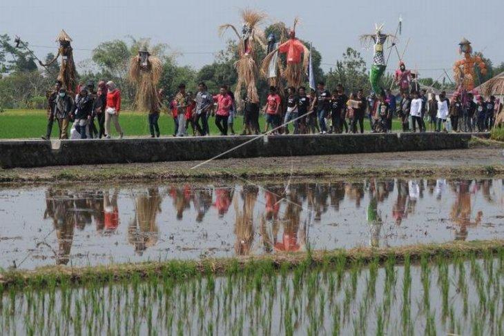 Tradisi wiwitan padi