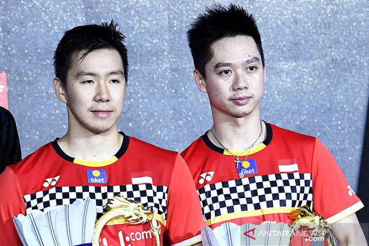 Minions melaju ke perempat final Fuzhou China Open 2019
