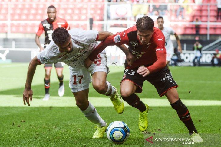 Liga Prancis, Lille gagal menang di kandang Rennes, Saint-Etienne dilumat Angers