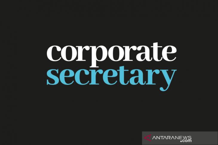Sekretaris perusahaan adalah duta korporasi