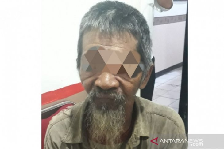 Berikut video penangkapan seorang kakek di HST yang kedapatan membakar lahan