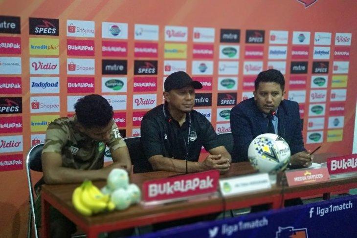 Rahmad Darmawan kritik keputusan wasit berikan offside pada Osas Saha