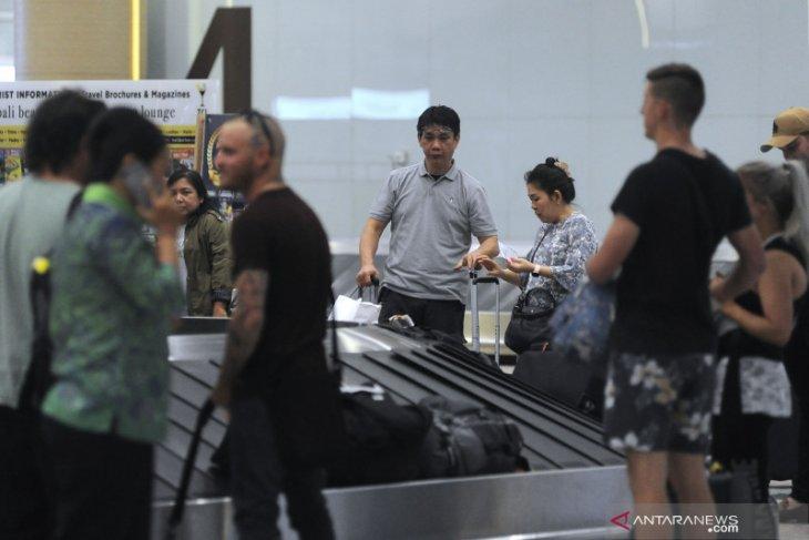 Januari-Agustus 2019, Bandara Ngurah Rai layani 4,1 juta wisman