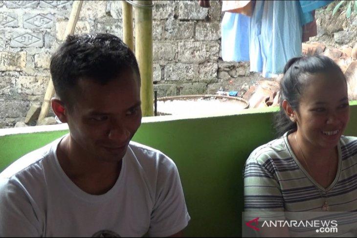 TKW Sukabumi, Dewi Puspita selamat selama perang Suriah berkecamuk