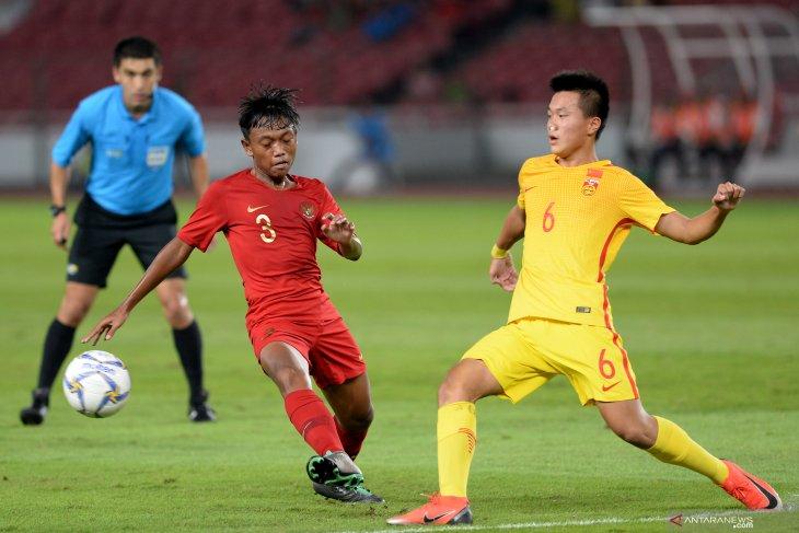 Indonesia lolos ke Piala Asia U-16 2020
