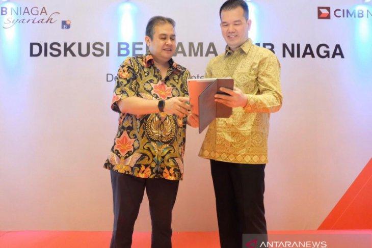 CIMB Niaga Syariah tingkatkan pembiayaan UMKM di Bali