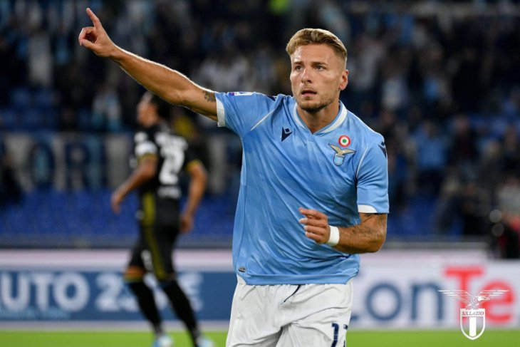 Lazio pukul Parma 2-0 di Olimpico