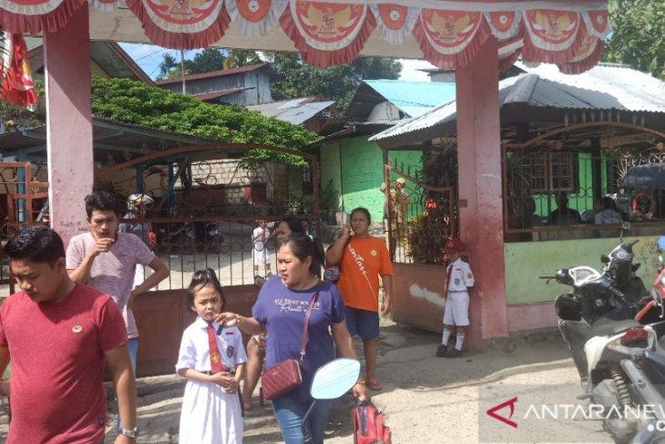 Demo mahasiswa, sebagian sekolah di Jayapura pulangkan siswa