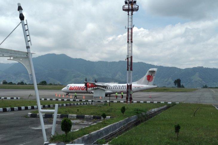 Gubernur Aceh berharap rute penerbangan Kualanamu -Rembele - SIM