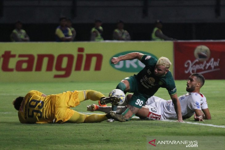 Persebaya ditahan Bali United, ini ungkapan Bejo Sugiantoro