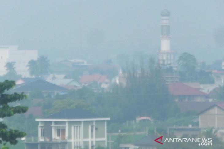 Kabut asap tebal landa Abdya
