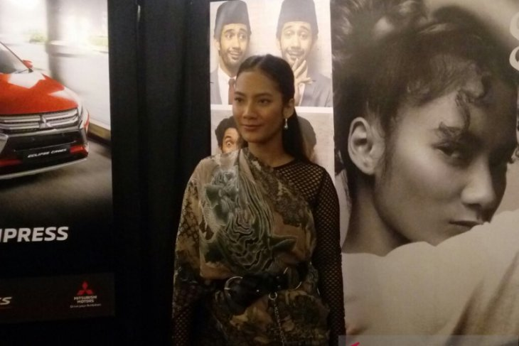Tara Basro berpendapat ajang FFI penting bagi perfilman Indonesia