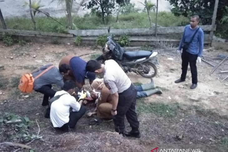 Kasus warga Nagan Raya digorok masih misteri