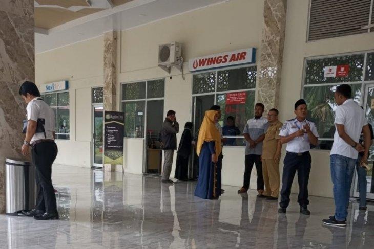 Wings Air batalkan penerbangan ke Nagan Raya karena kabut asap