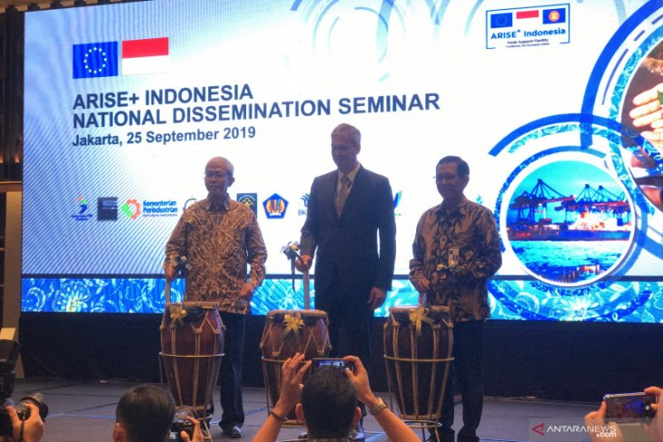 Indonesia, EU strengthen economic cooperation through ARISE Plus
