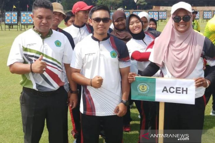 Enam pemanah Aceh sudah lolos PON