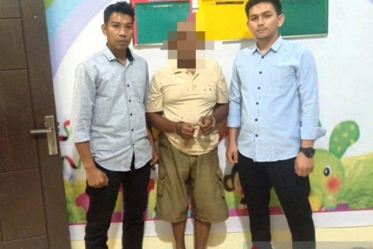 Diduga cabuli anak di bawah umur, warga Nagan Raya ditangkap polisi