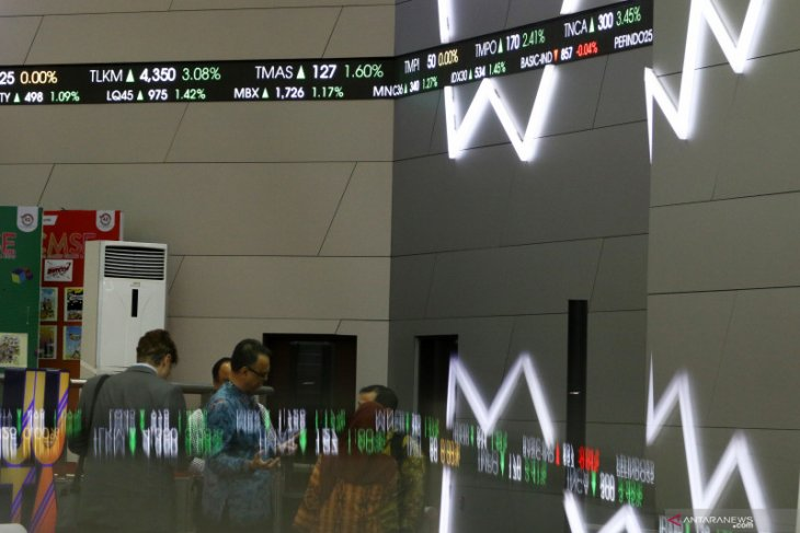 IHSG dibuka menguat ikut kenaikan bursa saham  Asia