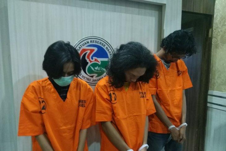 Mahasiswa ditangkap edarkan ganja via
