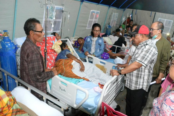 Ambon's 6.5-magnitude earthquake leaves 23 dead